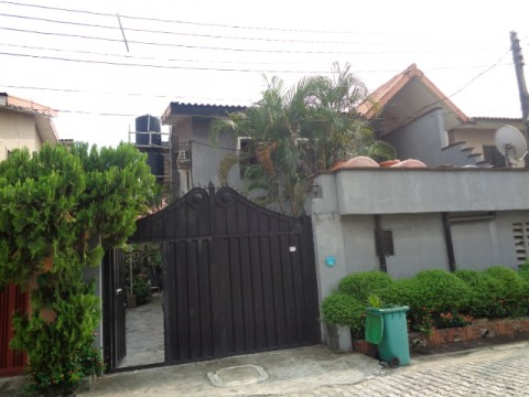View Full Details for House 5B, To Let, Mobolaji  Johnson Estate