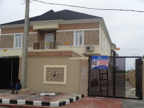 View Full Details for Off Monsurat Olayinka Way, To Let, Ogombo
