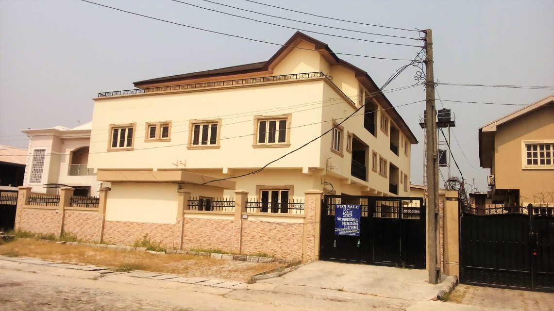 For Sale, Under Construction, Lekki Phase 1